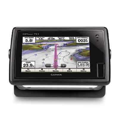 Garmin GPSMAP 721 with Transducer