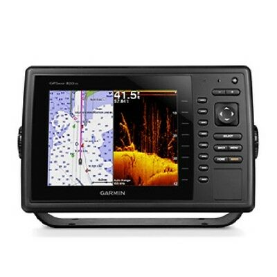 GARMIN GPSMAP 820xs with transducer