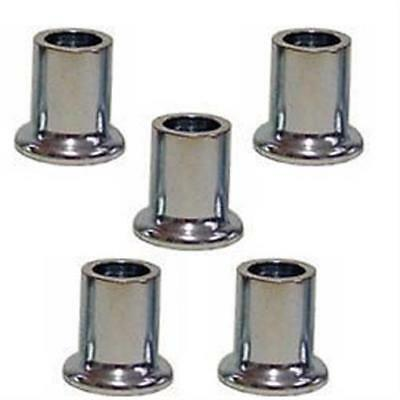 "Tapered Rod End Reducers / Spacers 3/4"" ID x 1"" IMCA Heims Misalignment 5 pack"