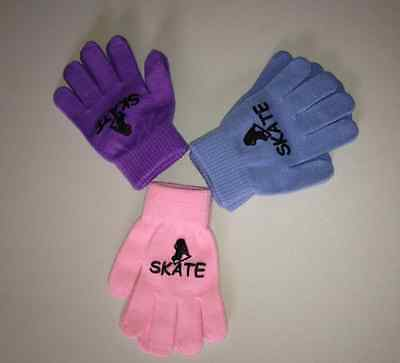 Ice- Figure skate Magic Stretch gloves