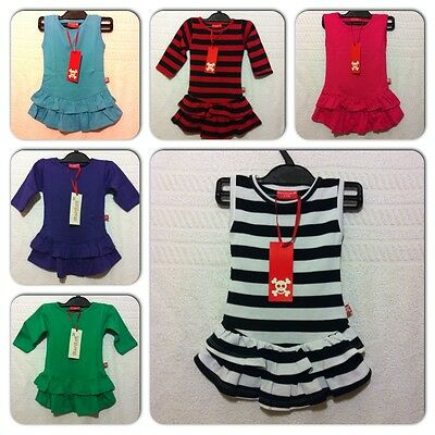 Girls Kids Cute Baby Toddler Long Sleeve Sleeveless Tiered Party Casual Dress