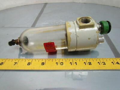 "C.A. Norgren L01-300-0PCA Airline Lubricator 3/8"" NPT"