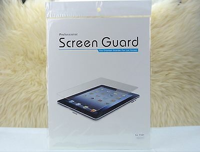 2 X Ultra Clear SCREEN PROTECTOR Shield Guard Film for New iPad Air