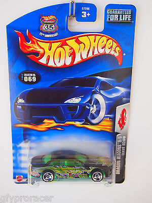 HOT WHEELS 2003 ISSUE DRAGON WAGONS 5//5 LEXUS SC400 PACKAGE VARIATION