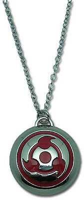 Naruto Sharingan Necklace Anime Manga NEW