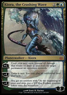 KIORA DELLA GRANDE ONDA - KIORA, THE CRASHING WAVE Magic BNG Mint