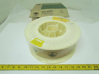 "Kiswel KC-28C MAG Welding Solid Wire 0.035"" 33Lb Spool AWS A5.18 ER70S-6 MIG/MAG"