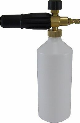 Pressure Washer Jet Wash Compact Quick Release Snow Foam Lance
