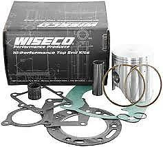 WISECO TOP END KIT 1992-1996 CR250R 92-96 CR250 CR 66.40mm PISTON GASKETS
