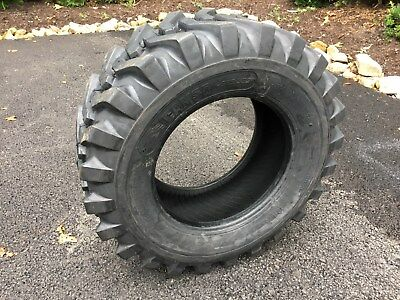 NEW 12-16.5 Skid Steer Tire 12x16.5 - 12 ply - 12165