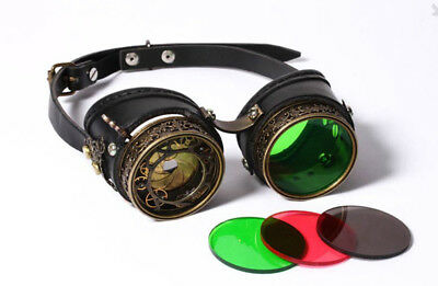 Steampunk revolution cosplay miyazaki hayao Castle in Sky pilot goggles SP068