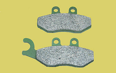 Piaggio Fly 50 Fly100 Fly 125 Front brake pads FA353 type, also Typhoon & more