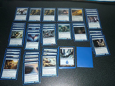 Magic the Gathering blaues Creature Sacrifire Deck