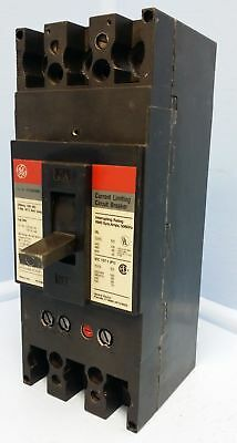 GE TFL236200WL 200A Breaker 240/480/600V TFL 236200WL General Electric 200 Amp