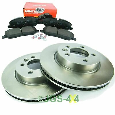 Land Rover Discovery 3, 4 & Range Rover Sport TDV6 Front Brake Disc & Pad Kit
