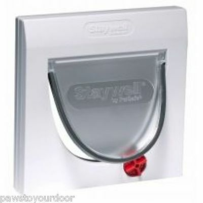 Staywell Petsafe 919 catflap 4 way locking cat flap / pet door