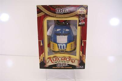 M&M's Limited Edition Nutcracker Sweet Chocolate Candy Dispenser