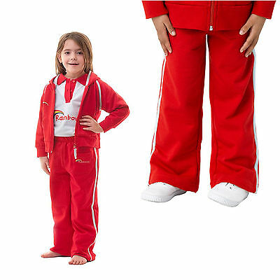 Rainbows Joggers Jog Jogging Pants Trousers All Sizes Uniform Girls Kids