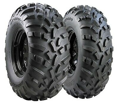Set Of 4 Carlisle Tires 2 23X7-10 And 2 22X11-10 Front And Rear Trail Blazer