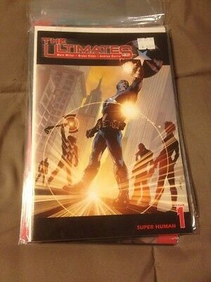 The Ultimates # 1,3,5-13 NMT Marvel  Run