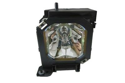 OEM Equivalent Bulb with Housing for EPSON Powerlite 7700 Projector
