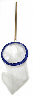 "12"" Insect Collecting Net with 30"" Wooden Handle"