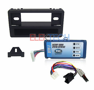 Radio Replacement Interface Mach JBL Retains Amp for Ford mercury w mach amp oem premium stock radio harness stereo 98 up