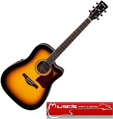 Ibanez AW300ECE VS Acoustic/Electric $579 +postage ($10 for Greater Sydney)
