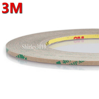 3mm*55M 3M 467MP 200MP Double Sided Tape Adhesive for LCD Touch Screen Digitize