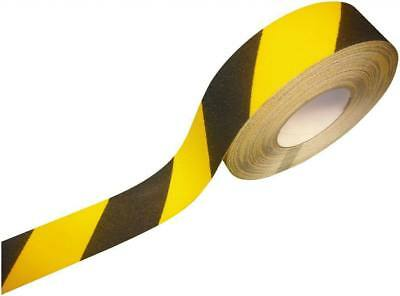 ANTI SLIP TAPE HIGH GRIP HAZARD SELF ADHESIVE 50mm X 1m