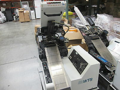MCT IC/Chip Handler WTS Model 3608 13-133