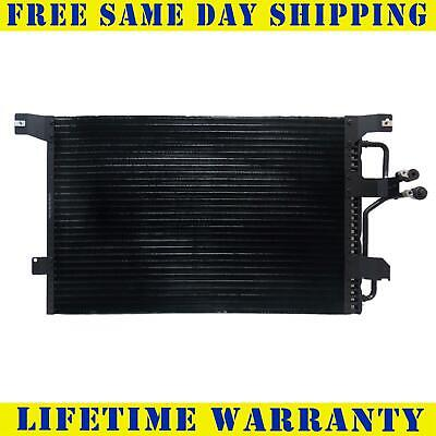 4881 Ac A/c Condenser For Ford Lincoln Mercury Fits Crown Victoria Town Car 4.6