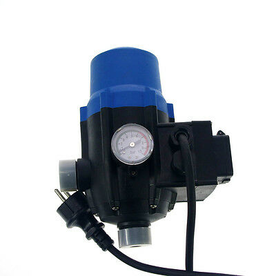 110VAC Adjustable Water Pump Automatic Pressure Control Electronic Switch