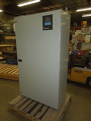 GE Zenith Controls Automatic Transfer Switch 800A 3Ph 480/277VAC Used E-OK