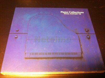 0087 FINAL FANTASY VII 7 Piano Collections Playstation Game Music SOUNDTRACK CD