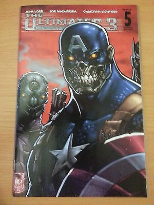 The Ultimates 3 #5 Variant Cover ~ NEAR MINT NM ~ 2008 MARVEL