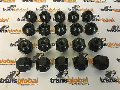 Land Rover Discovery 2 (98- 04) Steel Wheel Nuts for Steel Wheels x20 - ANR4851