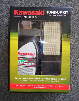 TUNE-UP KIT, KAWASAKI FH451V, FH500V, FH531V, FH541V,FH580 w/STANDARD AIR FILTER