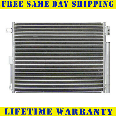 3893 New Ac A/c Condenser For Dodge Jeep Fits Durango Grand Cherokee 3.6 5.7