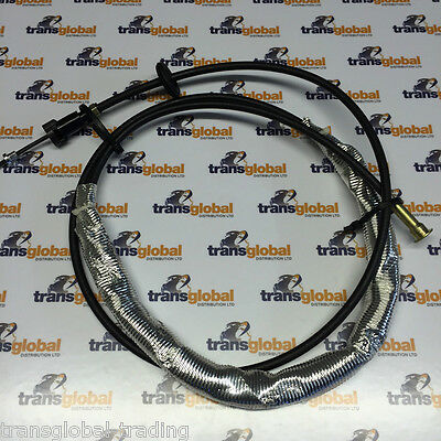 Land Rover Defender 90 110 130 4 Cyl LHD Left Hand Drive 1 Piece Speedo Cable