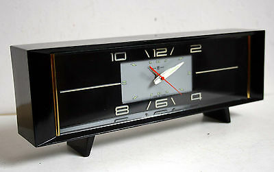 Toyo Clox Orologio Da Tavolo Space Age Design Anni 70 Table Clock Vintage 2