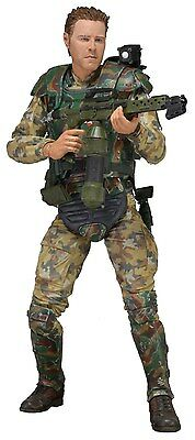 "Aliens - Series 2 - 7"" Scale Sgt. Craig Windrix Action Figure - NECA"