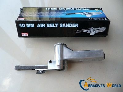 10mmX330mm Air Belt Sander For Auto Smash Repair, Metal Sanding and Polishing