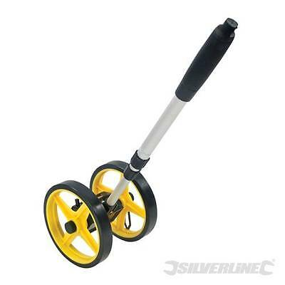 Mini Measuring Wheel 9999m Compact, with distance range 0-9999m