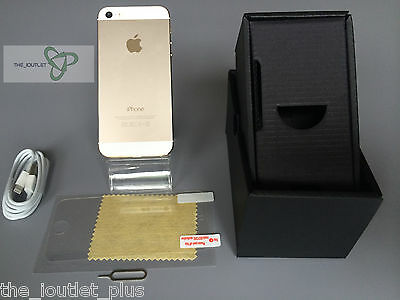 Apple iPhone 5s - 16 GB - Gold (Unlocked) - Grade A