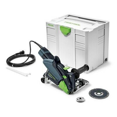 Festool Diamant Trennsystem DSC-AG 125 Plus 767996 Winkelschleifer im Systainer