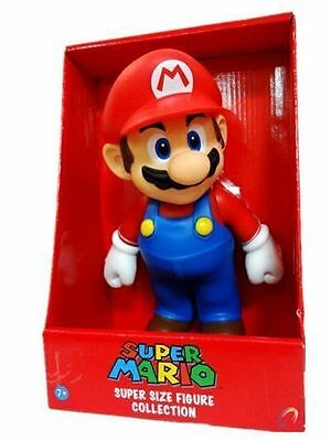 1 Large 22Cm Super Mario Bro Game Action Figures Doll Figurines Toy Collection
