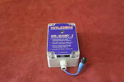 New Wilden 65-8000-99 Wil-gard Diaphragm Monitoring System Module