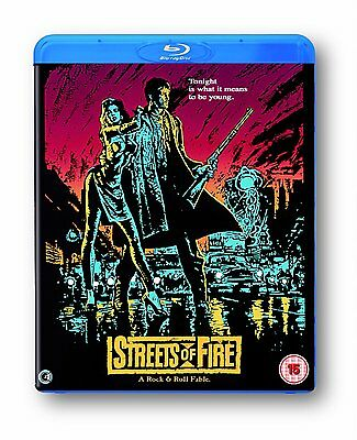 Streets Of Fire - Blu ray NEW & SEALED - Diane Lane