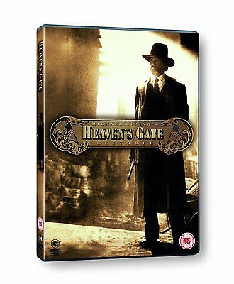 Heaven's Gate: Restored 2 Disc Edition - DVD NEW & SEALED